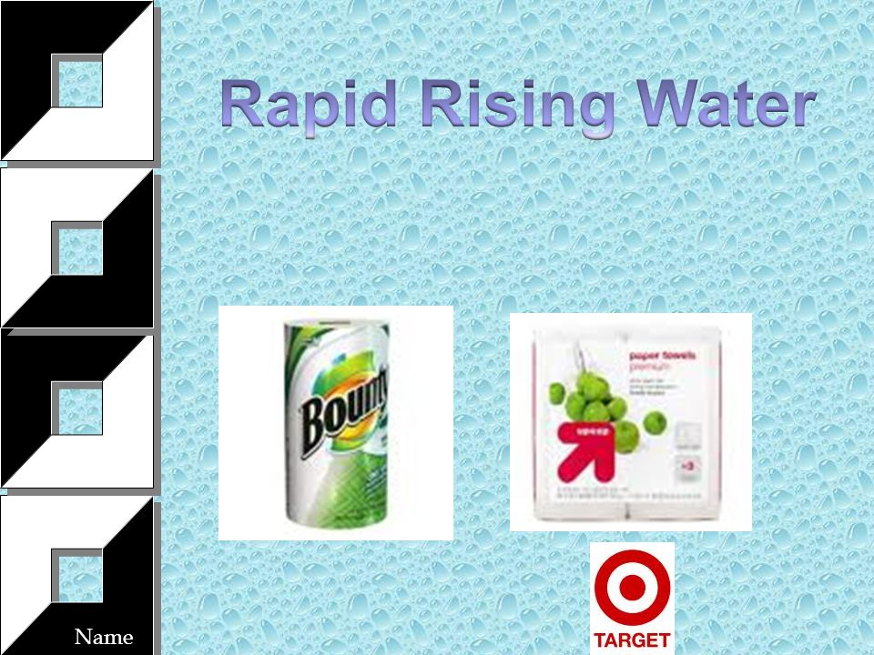 Rapid Rising Water Name