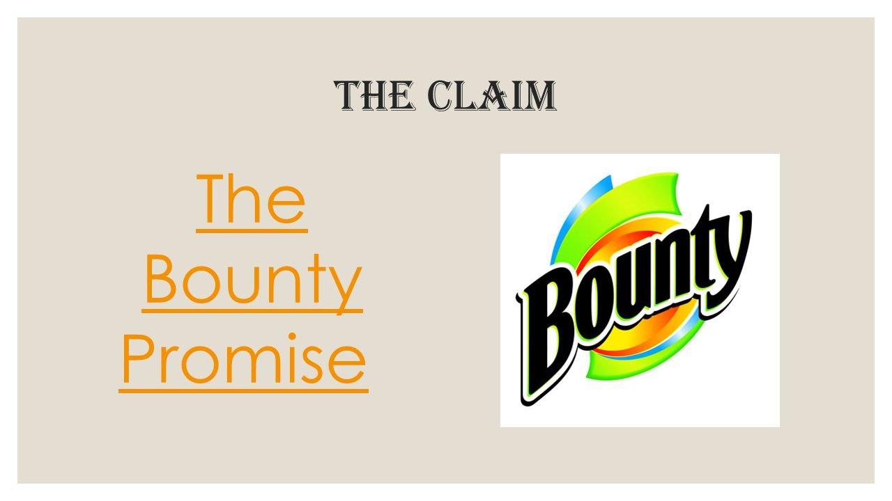 The CLaim The Bounty Promise