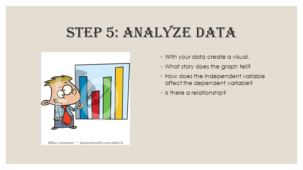 Step 5: Analyze data With your data create a visual.