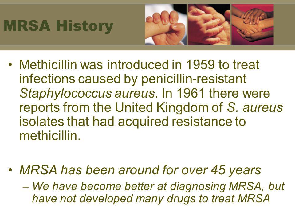 MRSA History