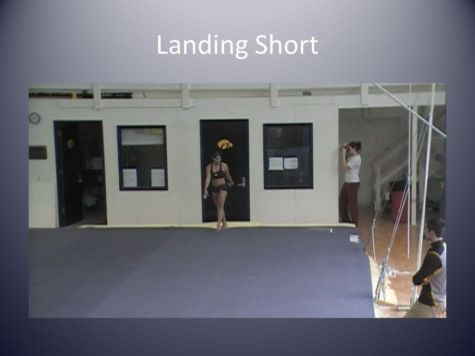 Landing Short
