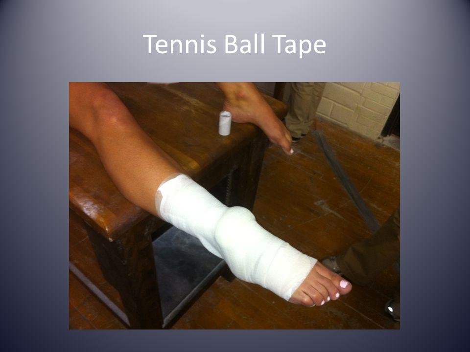 Tennis Ball Tape