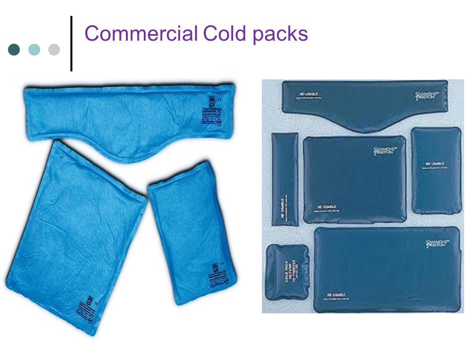 Commercial Cold packs