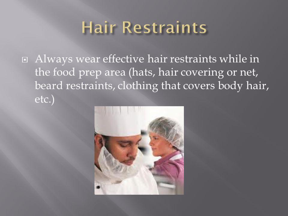 Hair Restraints