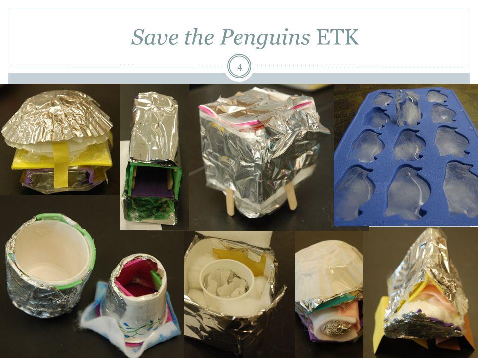 Save the Penguins ETK