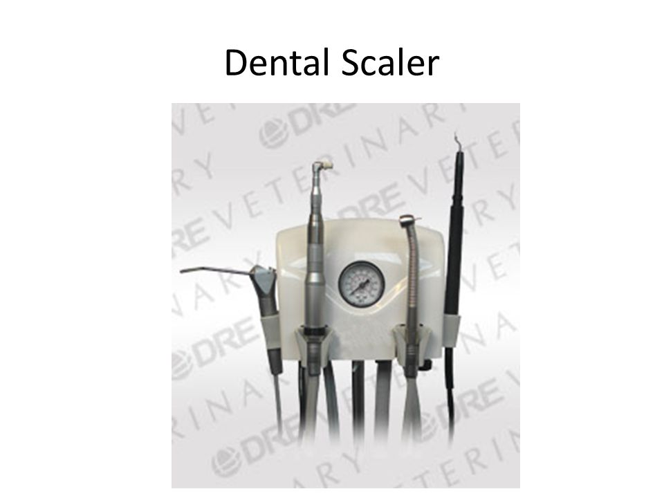 Dental Scaler