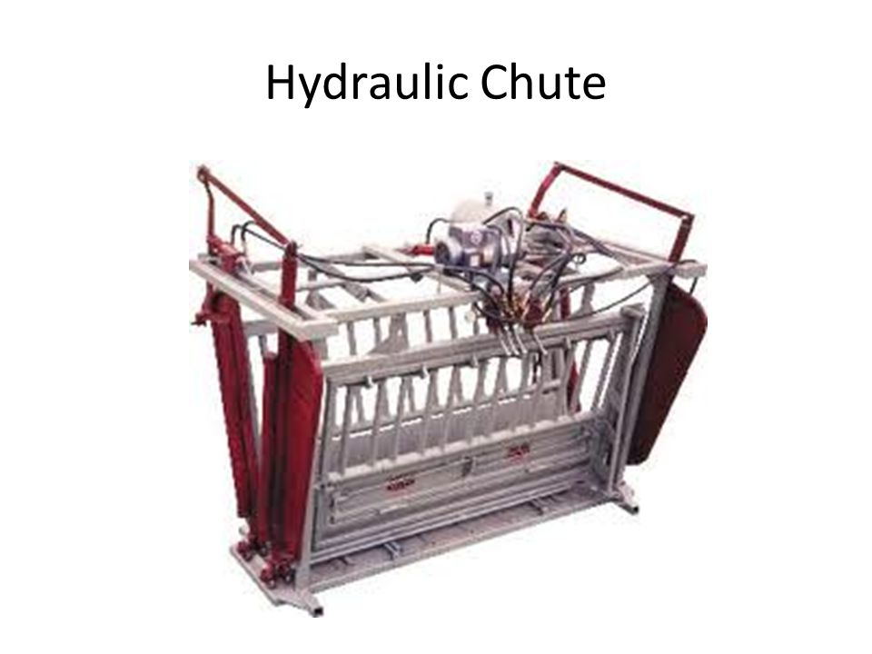Hydraulic Chute