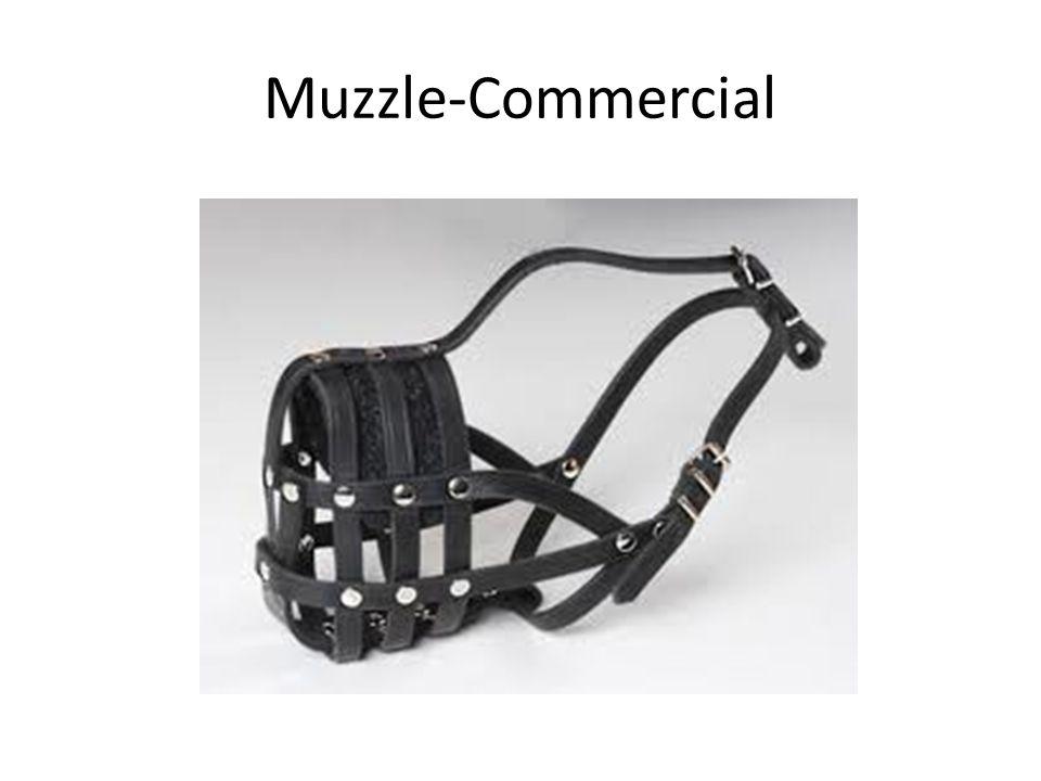 Muzzle-Commercial