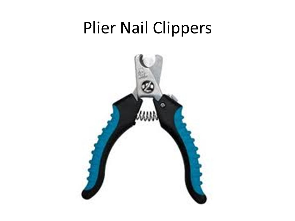 Plier Nail Clippers