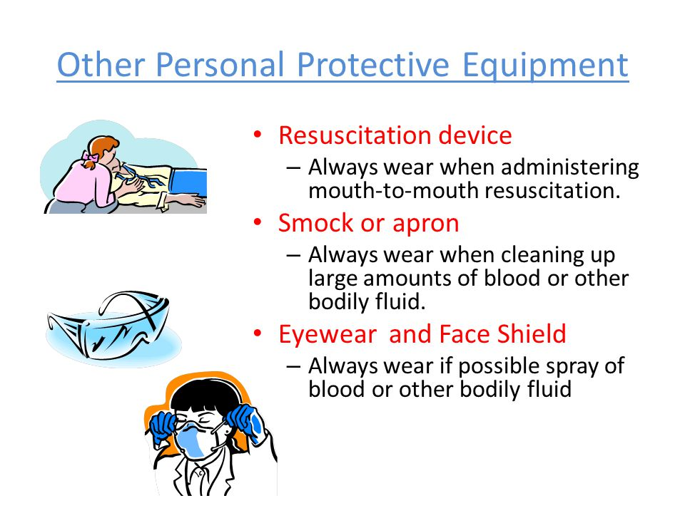 Other Personal Protective Equipment