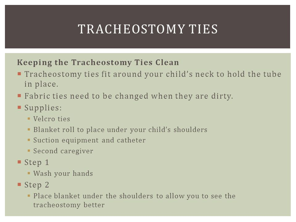 tracheostomy teaching guidelines for patients families ppt video online download. Black Bedroom Furniture Sets. Home Design Ideas