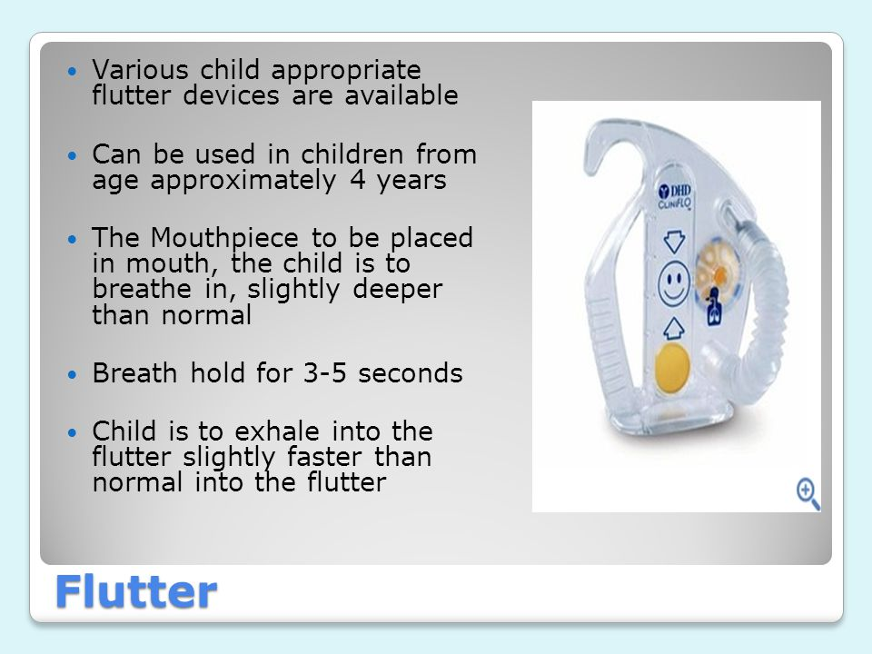 Flutter Various child appropriate flutter devices are available