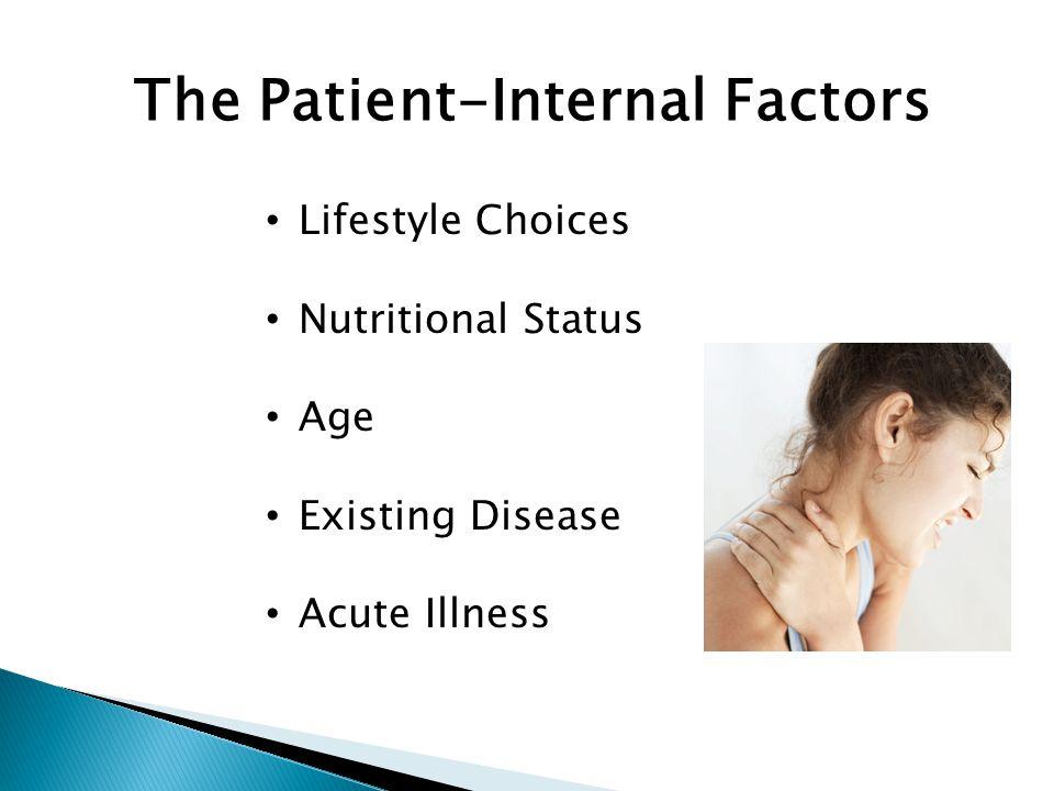 The Patient-Internal Factors