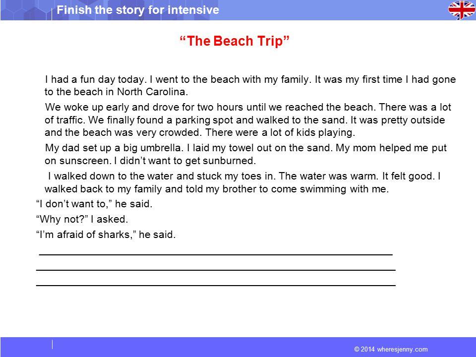 The Beach Trip