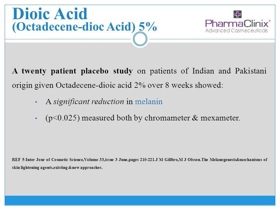 Dioic Acid (Octadecene-dioc Acid) 5%