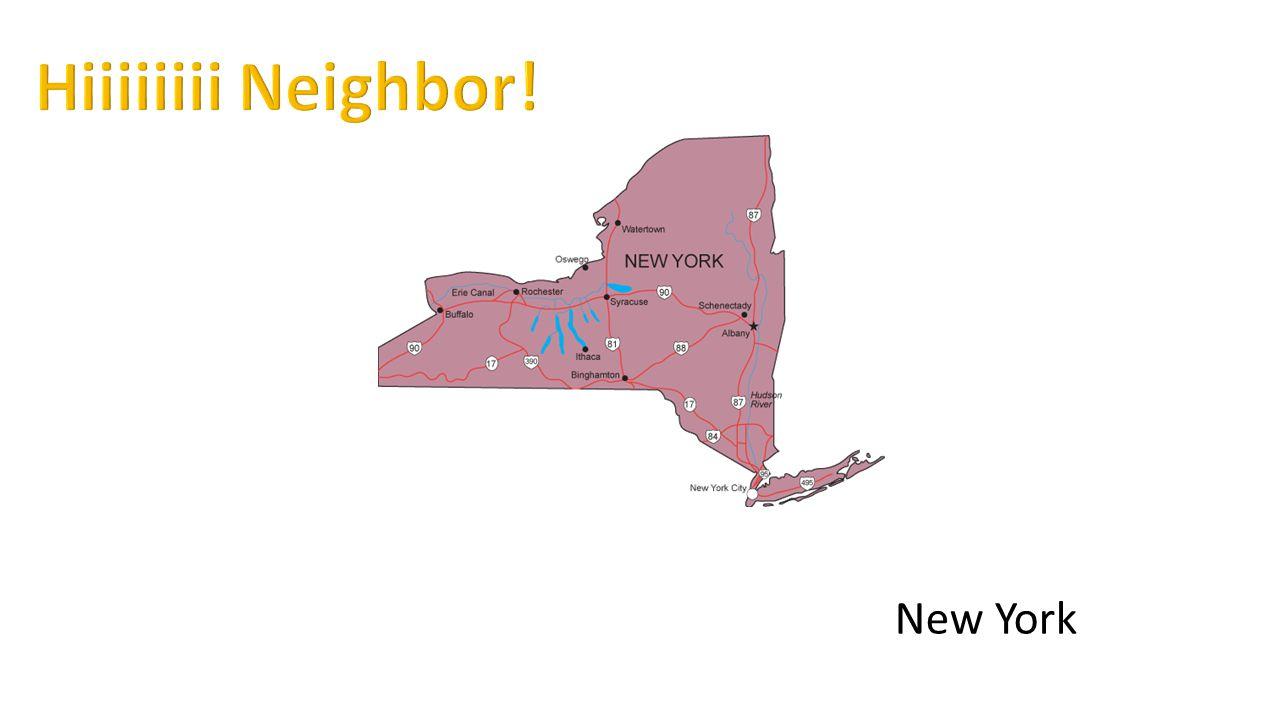 Hiiiiiiii Neighbor! New York