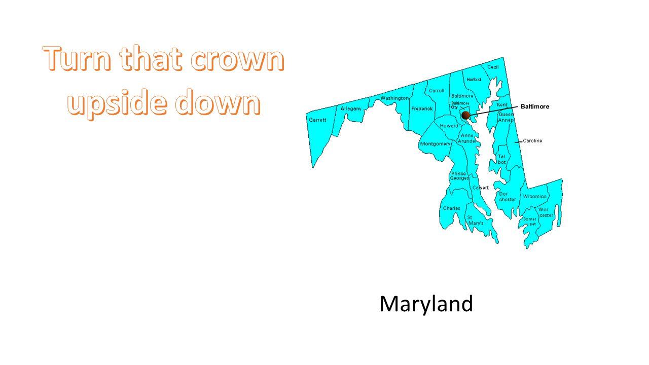 Turn that crown upside down