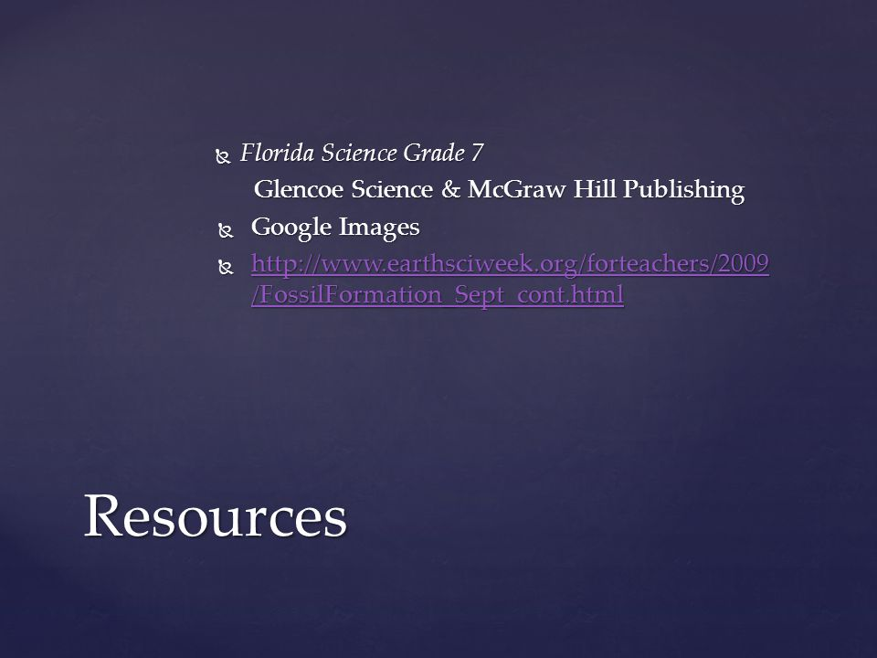 Glencoe Science & McGraw Hill Publishing