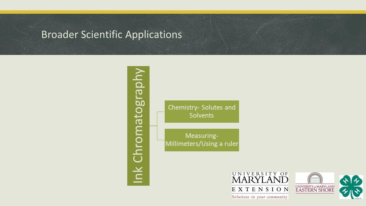 Broader Scientific Applications