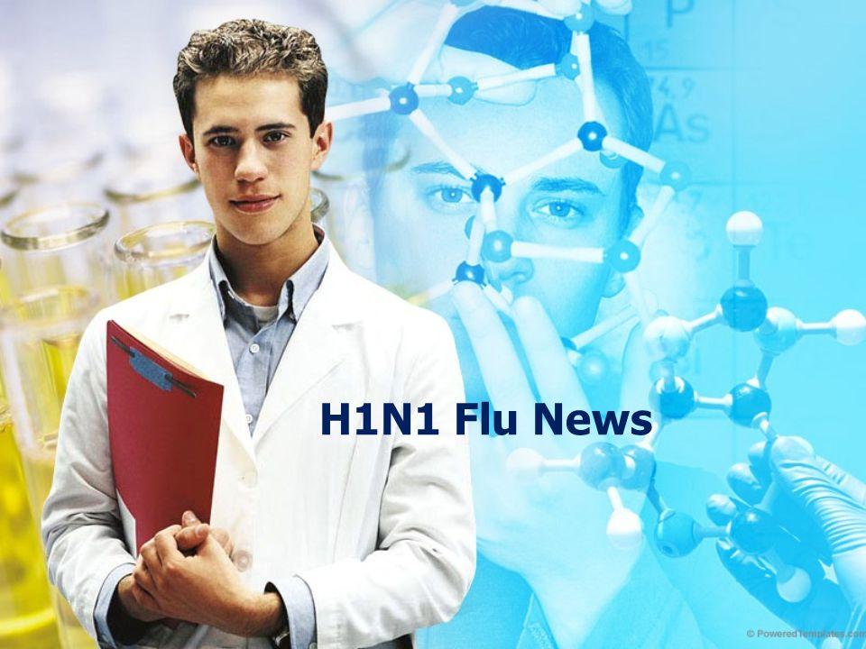 H1N1 Flu News