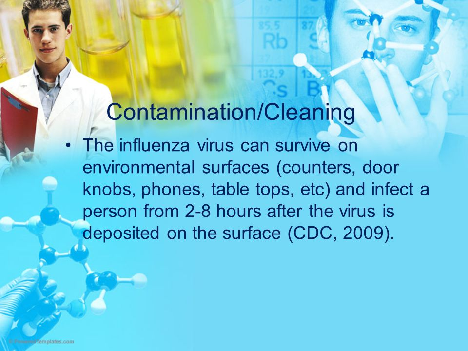 Contamination/Cleaning