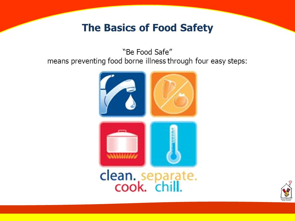 The Basics of Food Safety