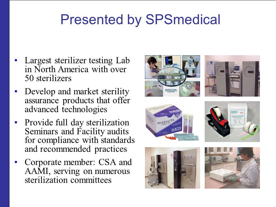 Presented by SPSmedical