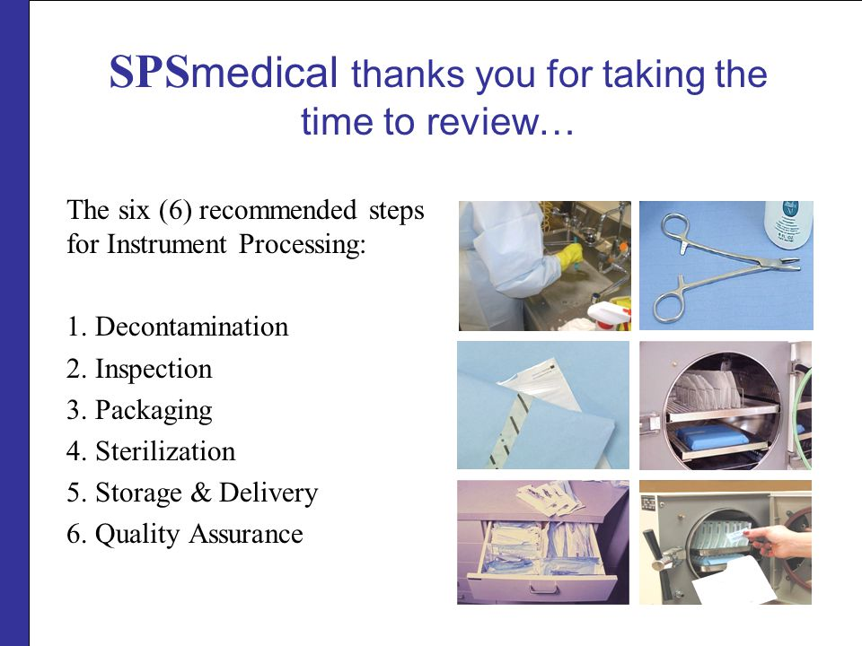 SPSmedical thanks you for taking the time to review…