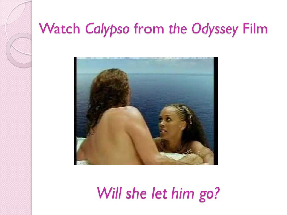 Watch Calypso from the Odyssey Film