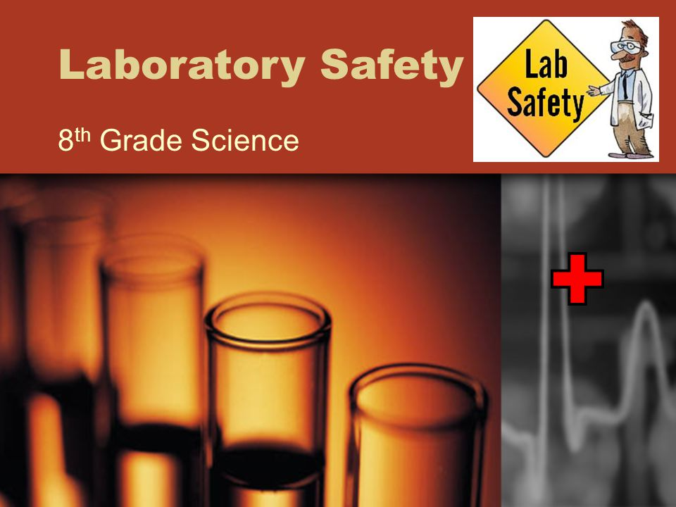 Laboratory Safety 8th Grade Science