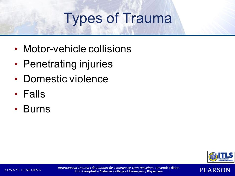 Motor-Vehicle Collisions