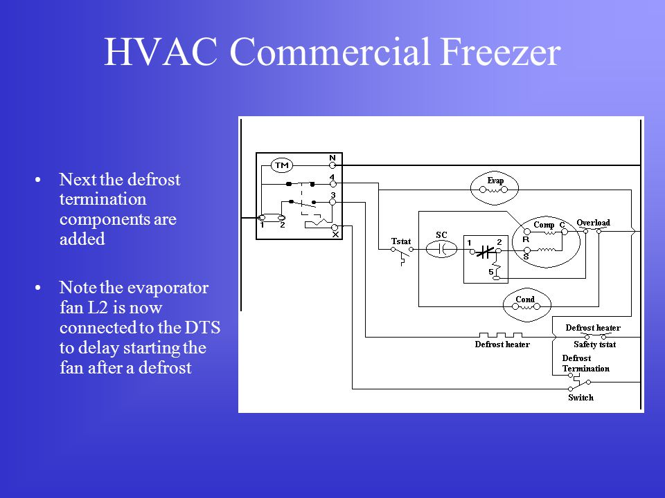 bohn walk in freezer wiring diagram heatcraft freezer
