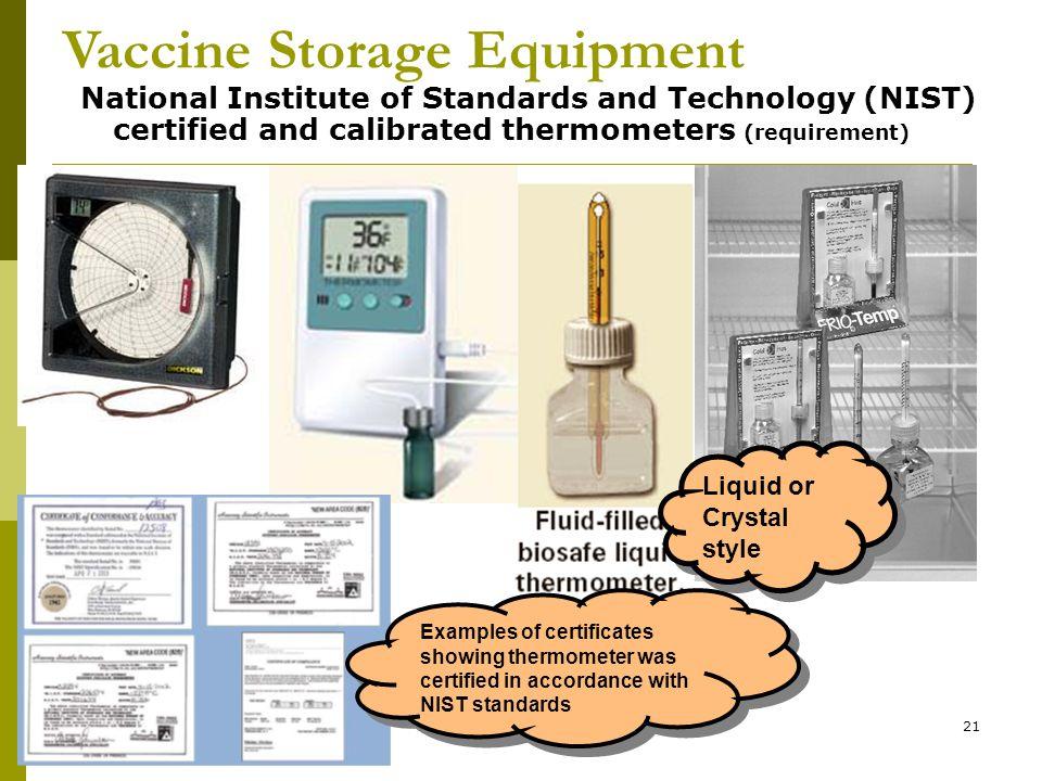 Vaccine Storage Equipment