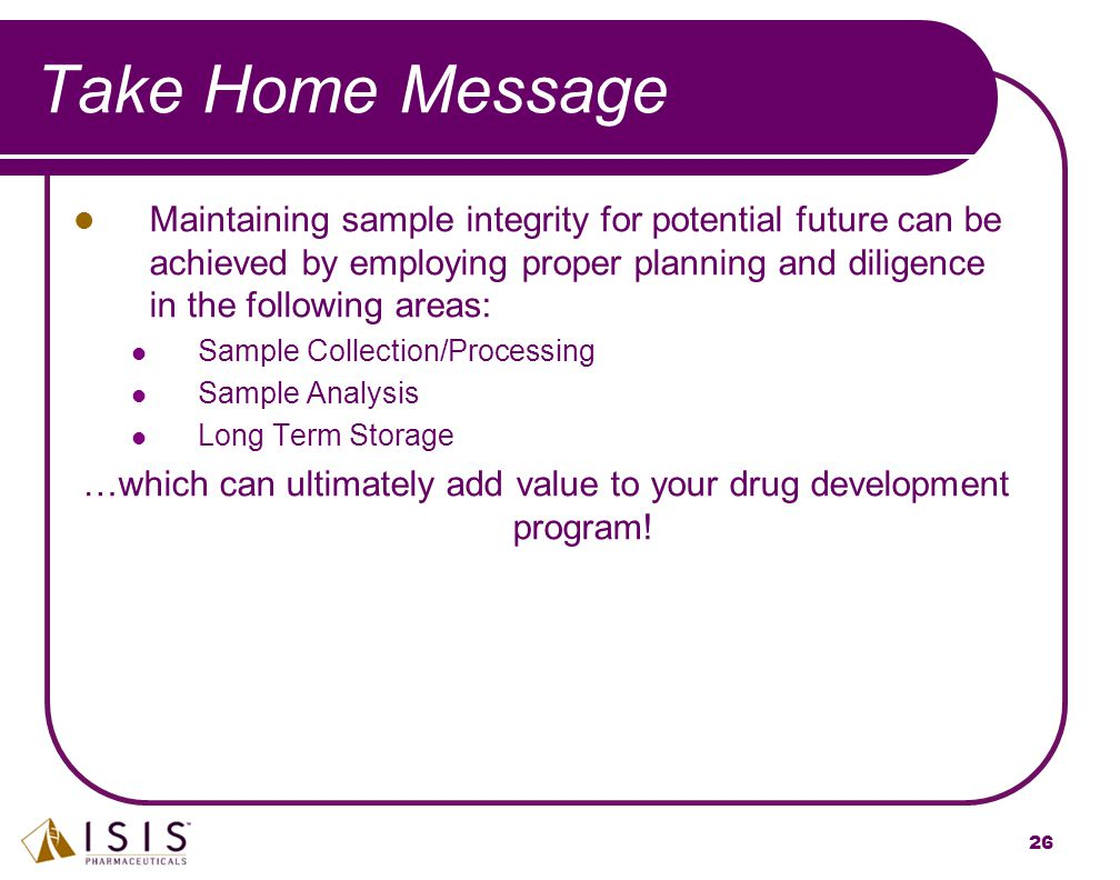…which can ultimately add value to your drug development program!