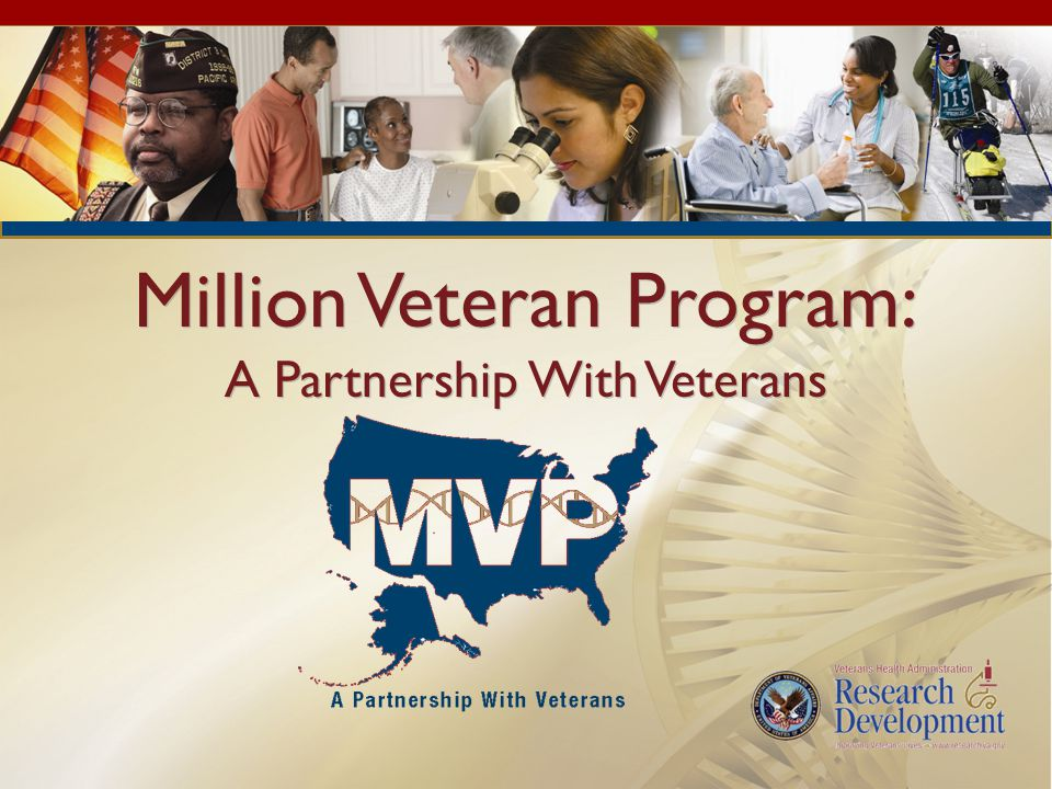 Million Veteran Program: