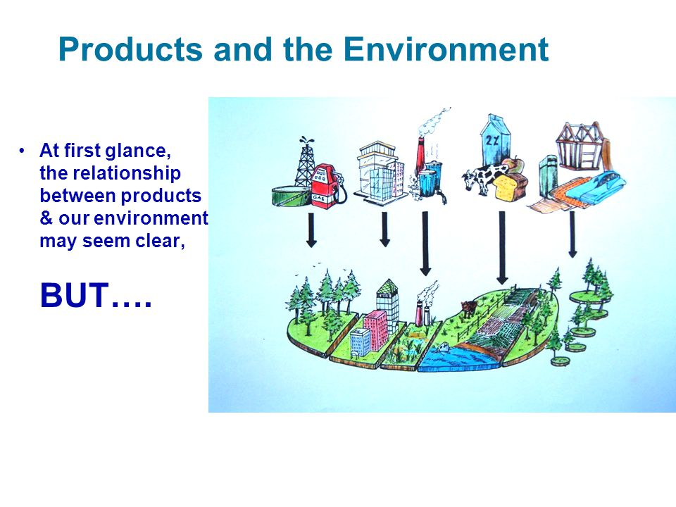 Products and the Environment