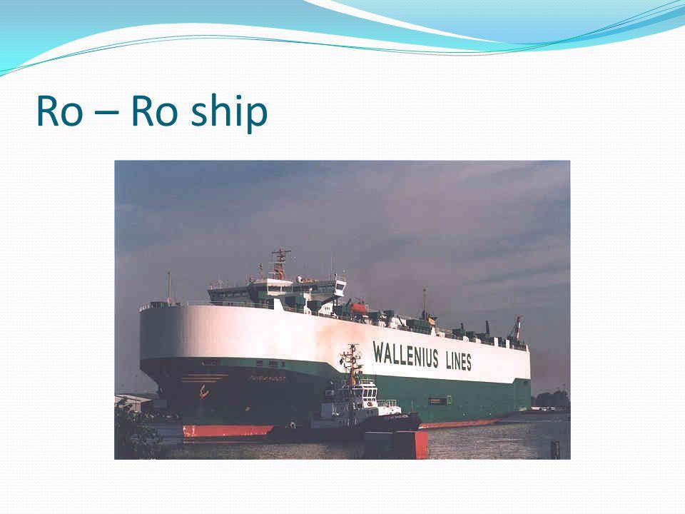 Ro – Ro ship