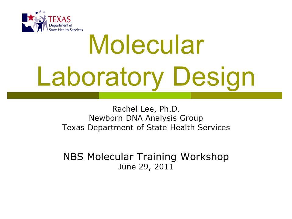 Molecular Laboratory Design
