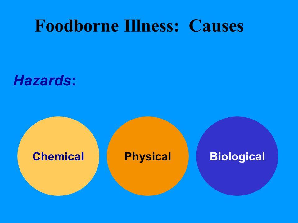 Foodborne Illness: Causes