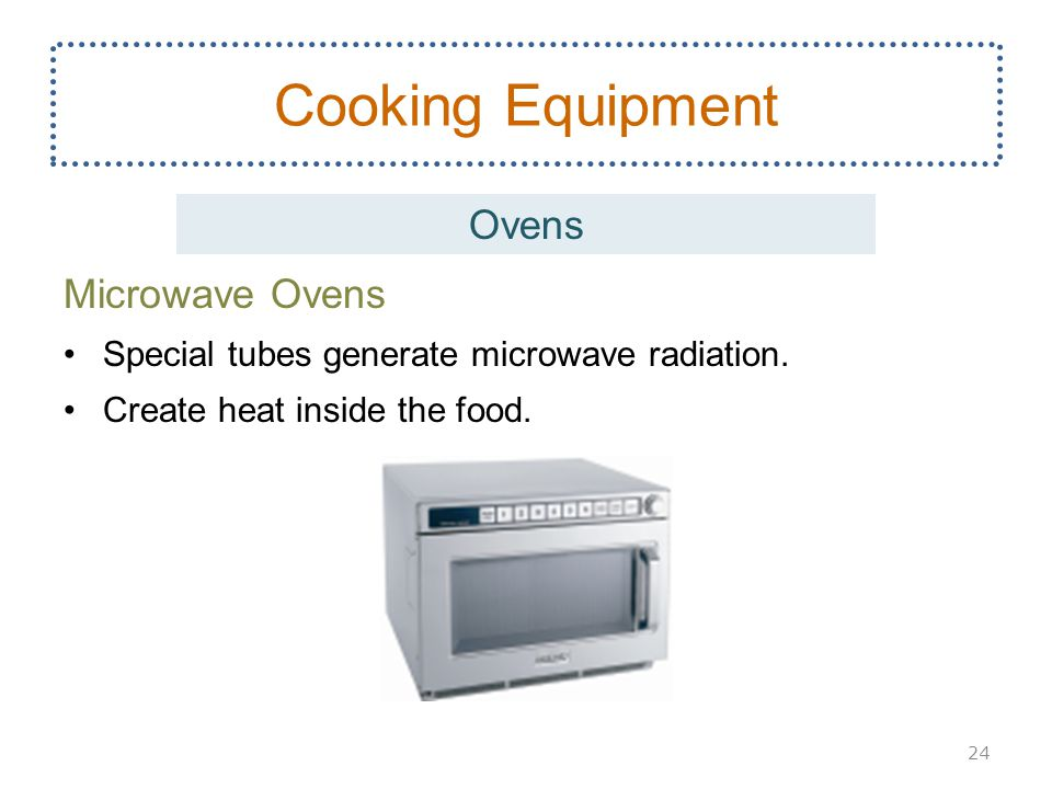 Cooking Equipment Ovens Microwave Ovens
