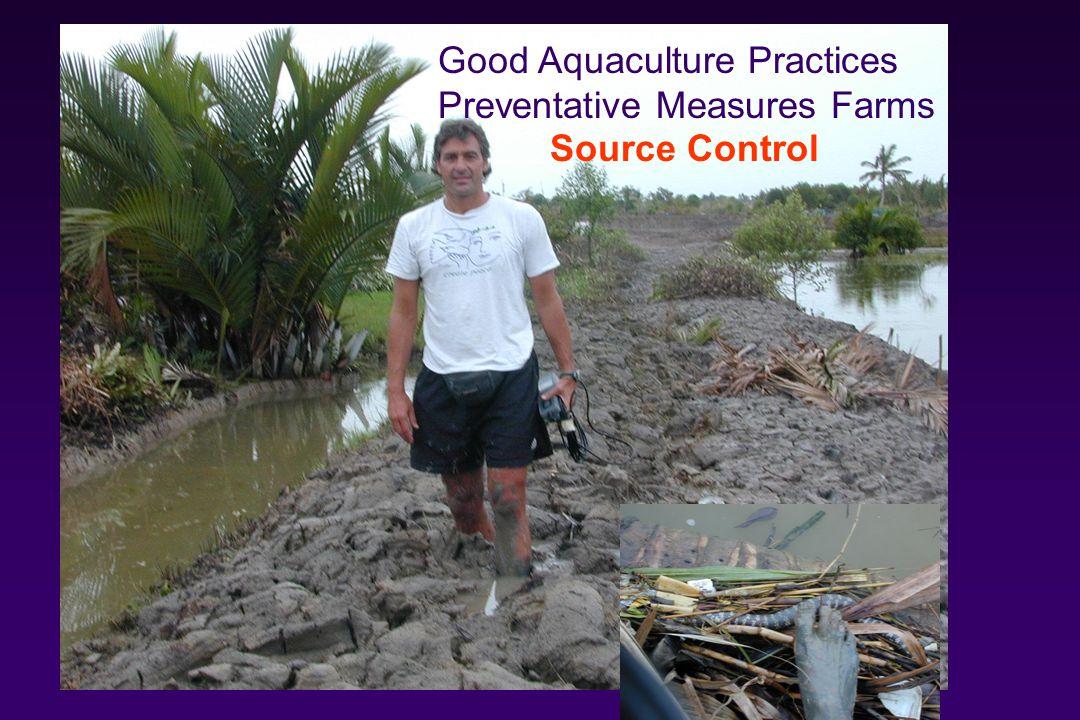 Good Aquaculture Practices