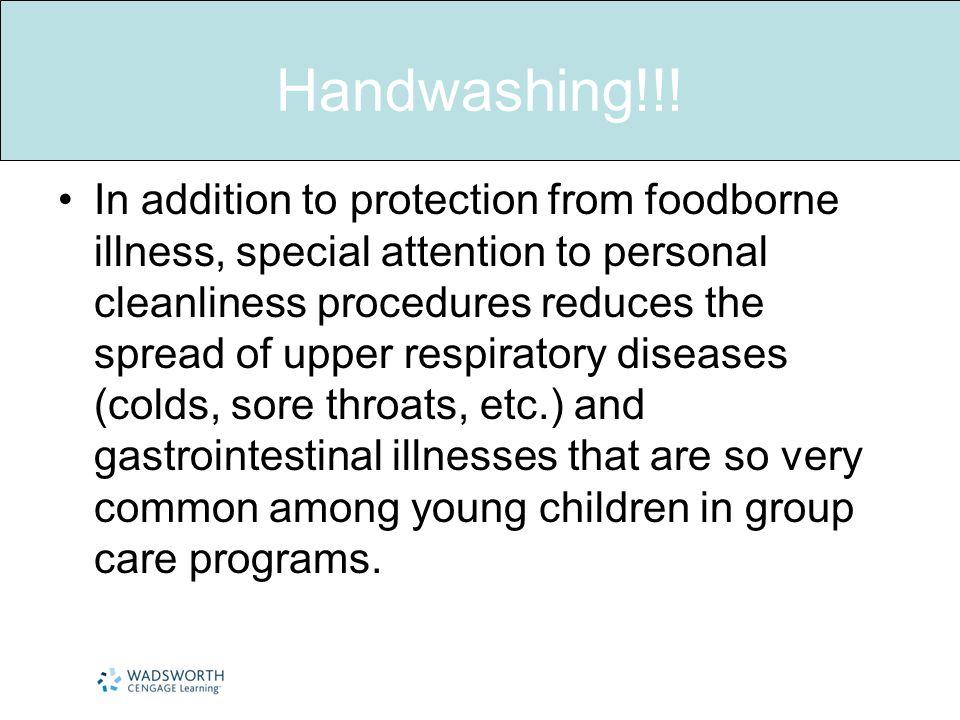 Handwashing!!!