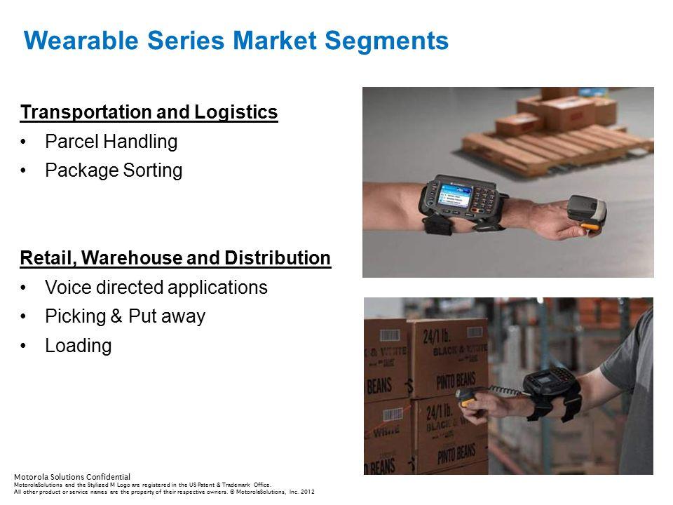 Wearable Series Market Segments