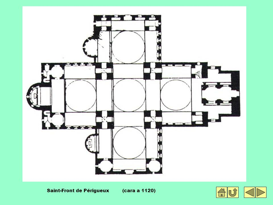 Saint-Front de Périgueux (cara a 1120)