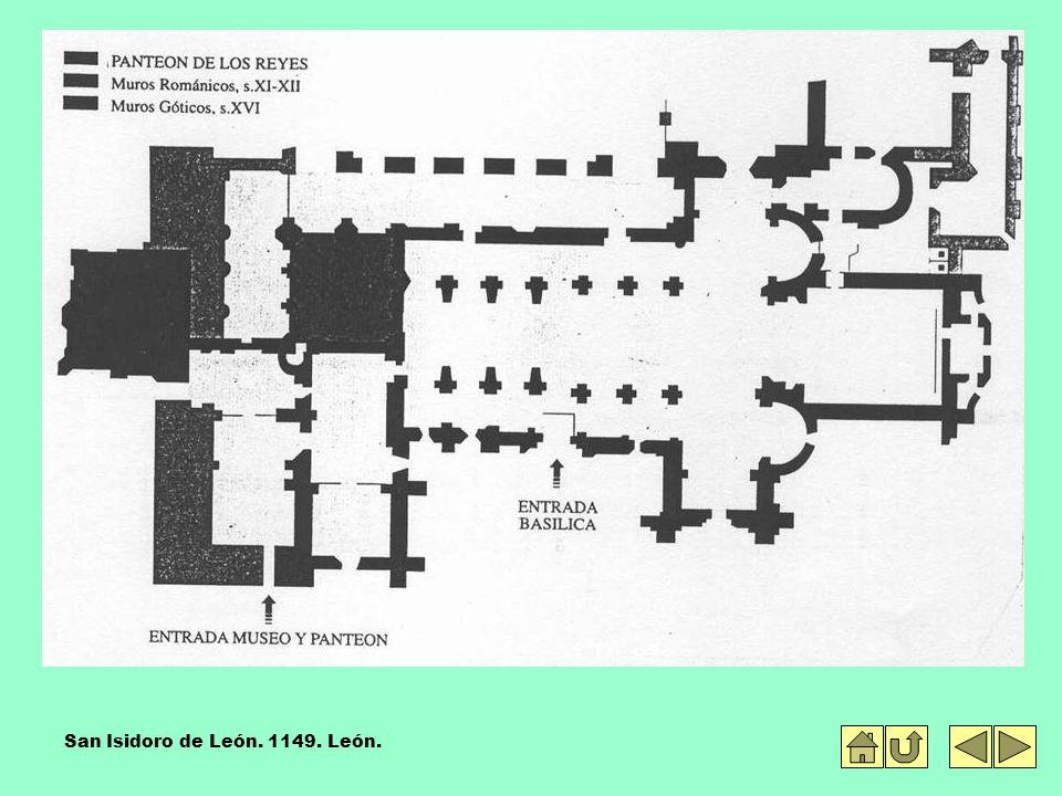 San Isidoro de León. 1149. León.