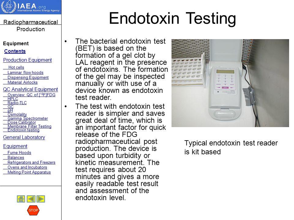 Endotoxin Testing