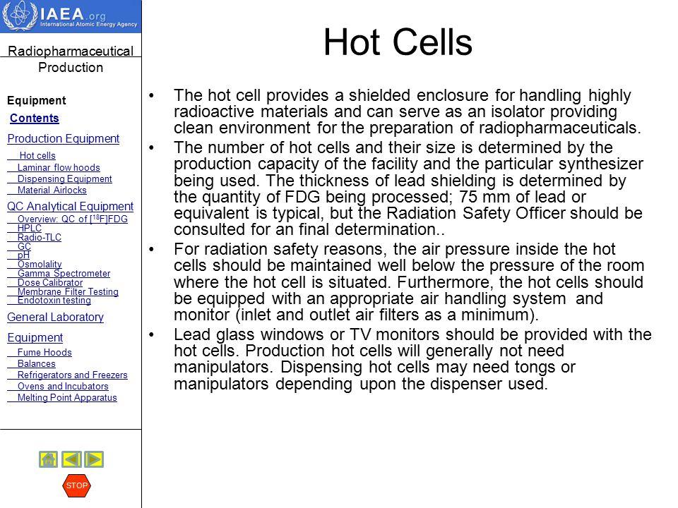 Hot Cells