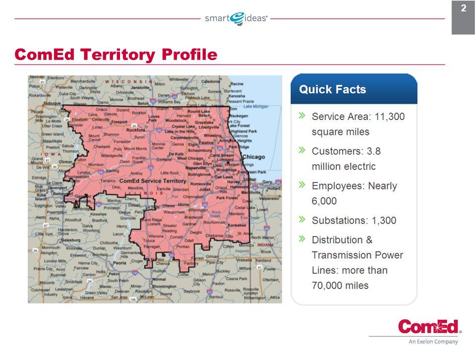 ComEd Territory Profile