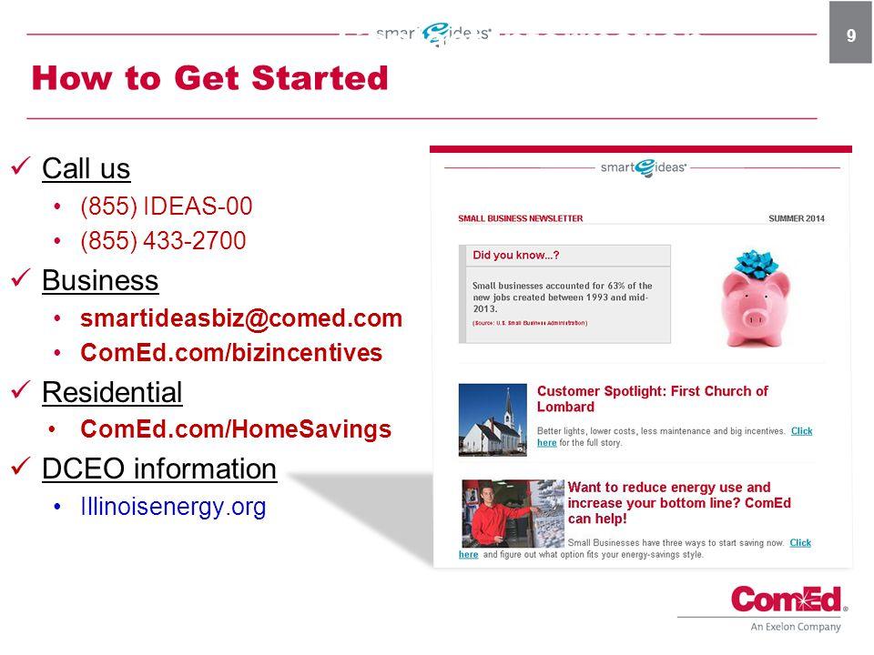 ComEd.com/HomeSavings