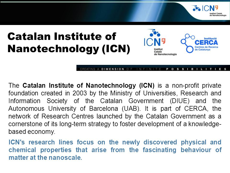 Catalan Institute of Nanotechnology (ICN)
